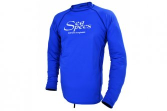 SeaSpecs Long Sleeve Rash Guard, Medium