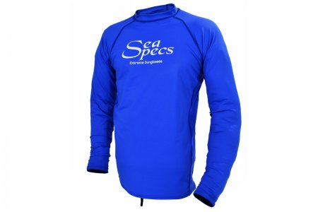 Long Sleeve UPF50+ Lycra Top, Small