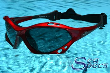 ac11f7d0974 SeaSpecs Classic Floating Polarized Surf Sunglasses with Strap
