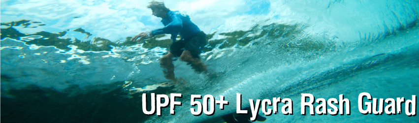 SeaSpecs Rash Guards with UPF 50+ Protection