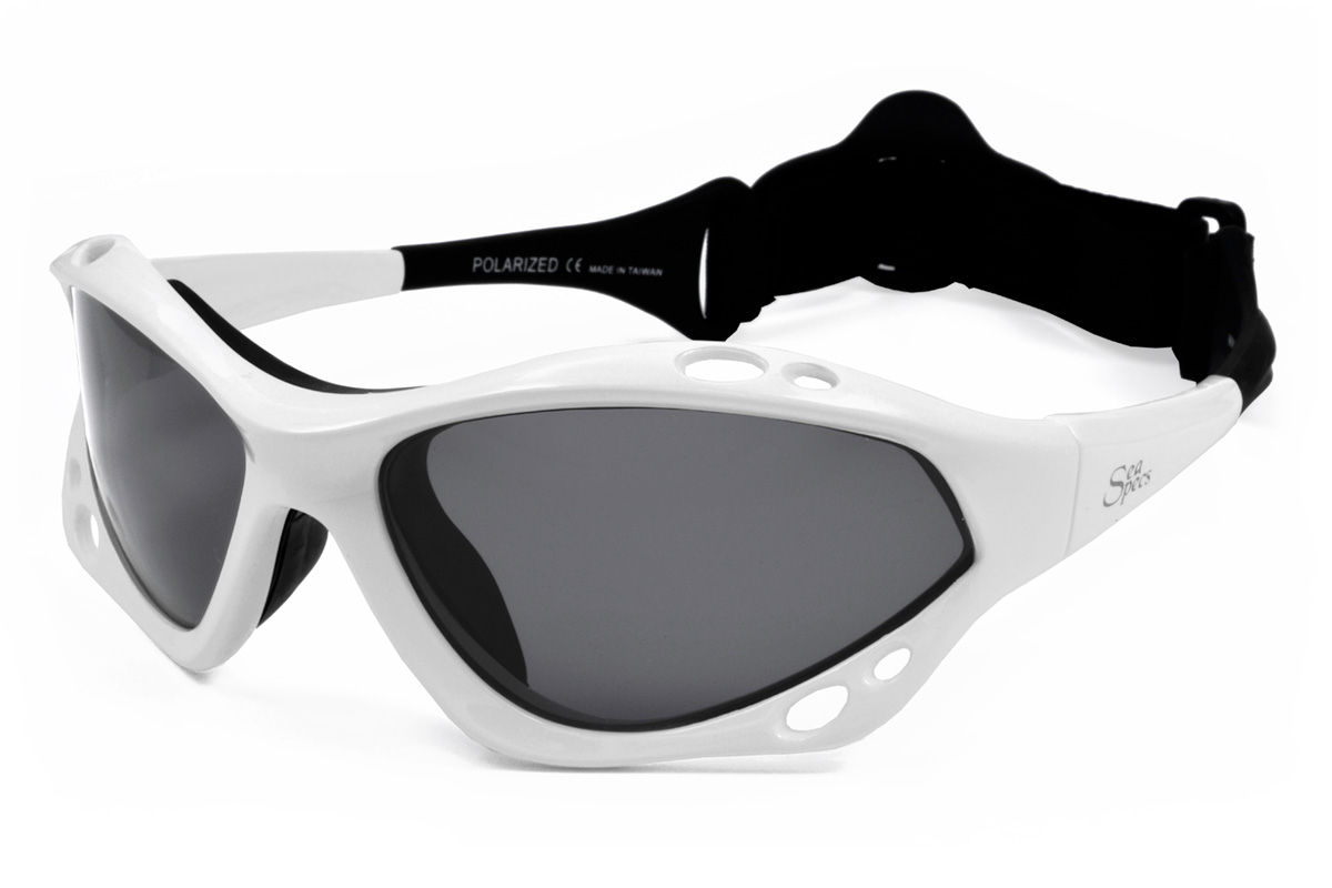 7d66e0b6fa5 SeaSpecs Classic Lightning Specs Floating Polarized Sunglasses with Secure  Head Strap