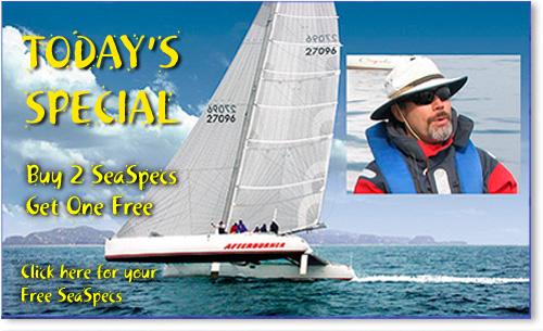 1e63aa949a SeaSpecs are the best Sailing Sunglasses I ve ever had! Bill Gibbs   The  Afterburner. Winner of the Newport to Ensenada race.