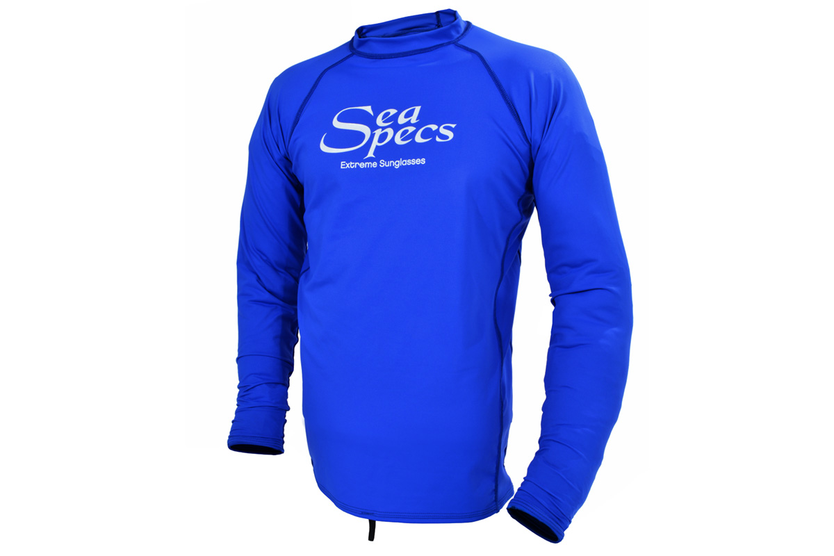 Long Sleeve UPF50+ Lycra Top, Medium