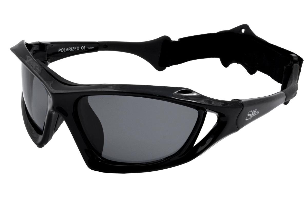 Seaspecs Sunset Polarized Water Sport Sunglasses l FREE CASE /& STICKERS